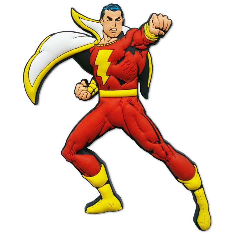 Imã DC Comics Shazam