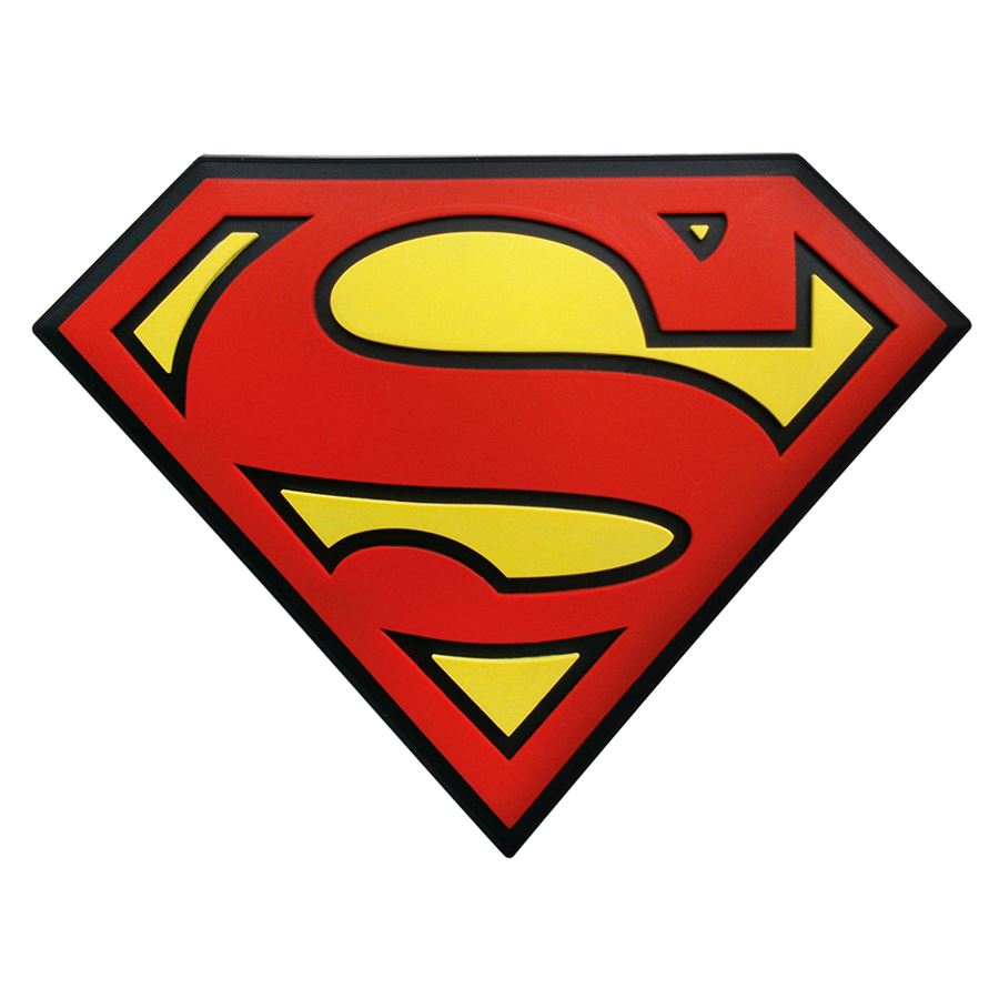 Imã DC Comics Superman Logo 2