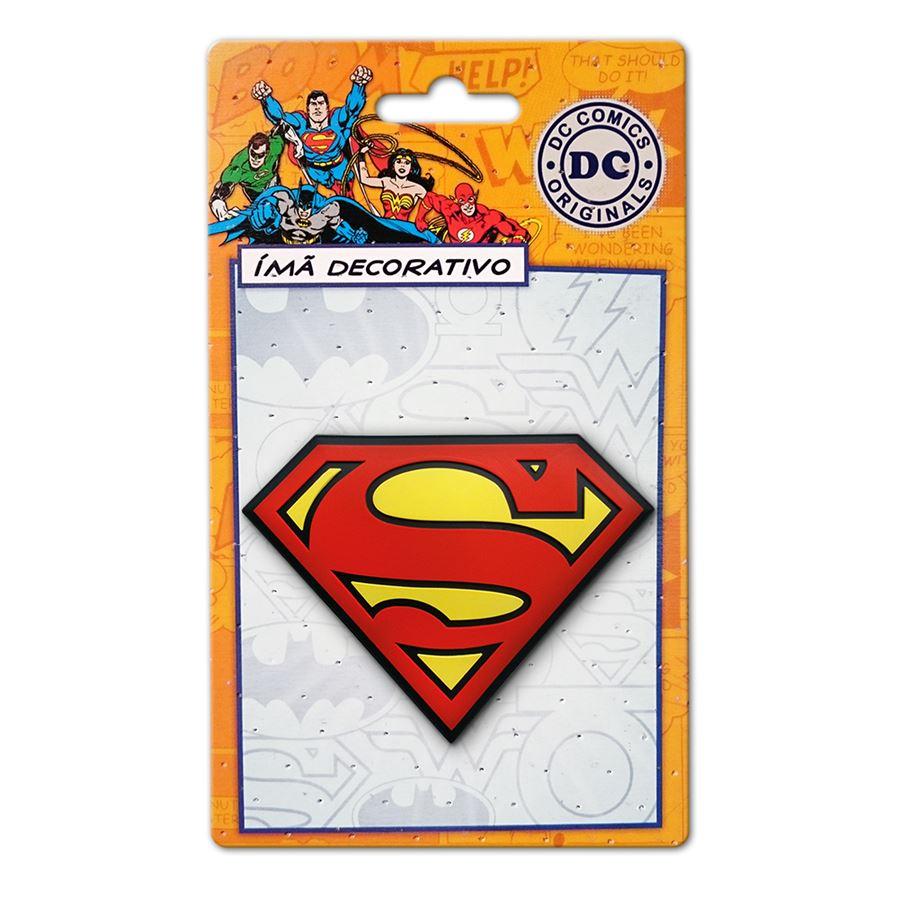 Imã DC Comics Superman Logo 2