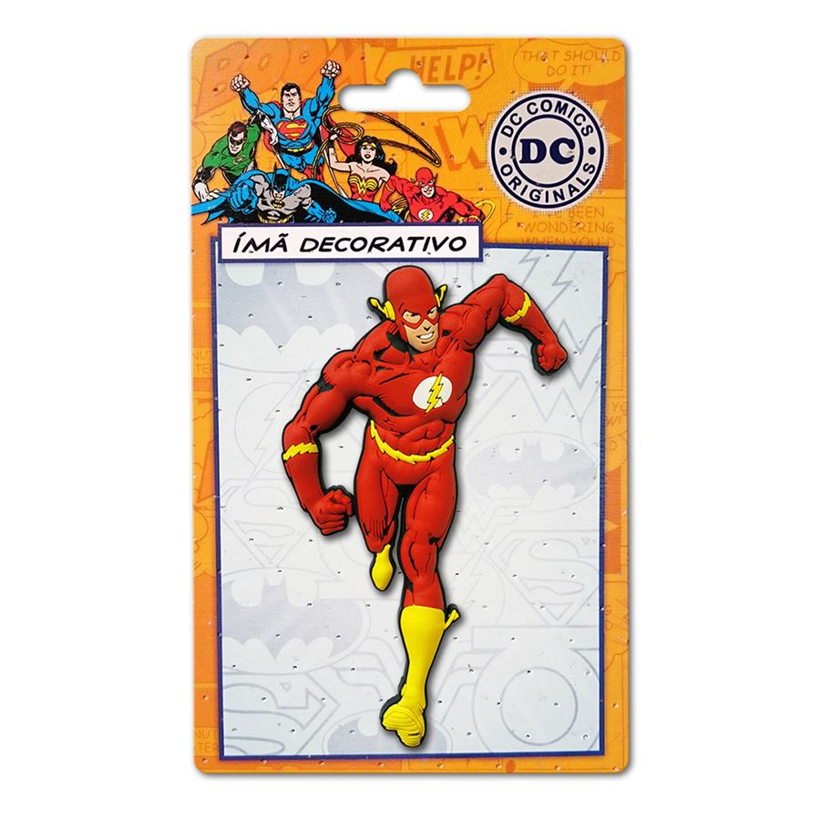 Imã DC Comics The Flash