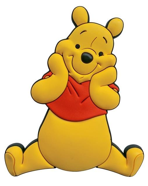 Imã Disney Ursinho Pooh