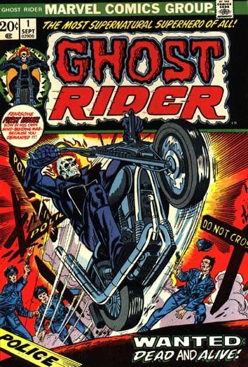 Imã Marvel Comics: Ghost Rider