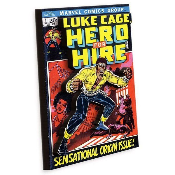 Imã Marvel Comics: Luke Cage