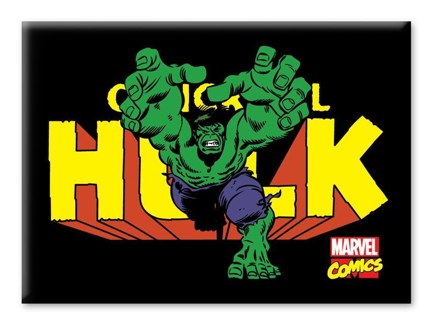 Imã Marvel Hulk Comics
