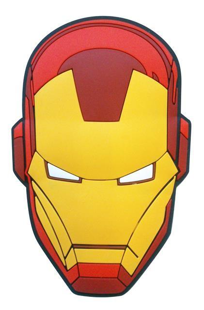 Imã Marvel Iron Man Mask