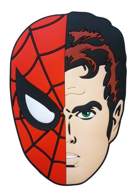 Imã Marvel Spider Man Mask