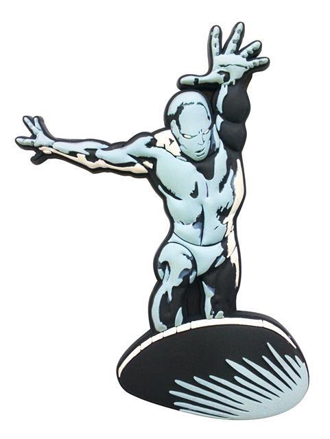 Imã Marvel Surfista Prateado