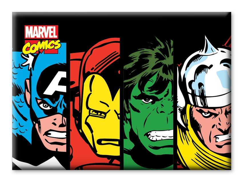 Imã Marvel Vingadores
