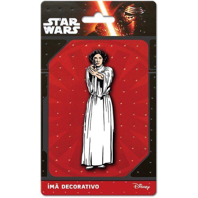 Imã Star Wars Leia