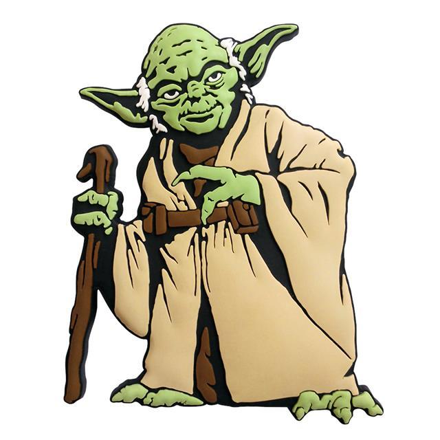 Imã Star Wars Mestre Yoda