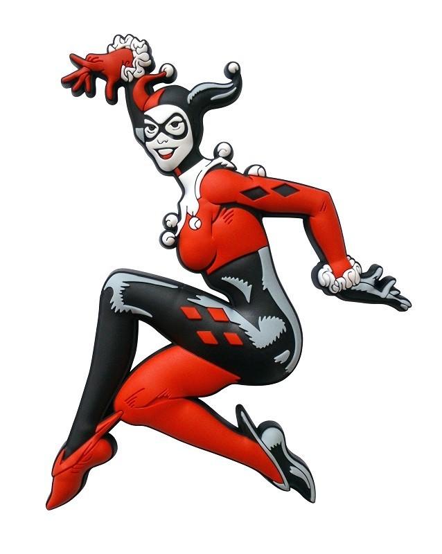 Imãs Dc Comics: Arlequina - Imãs do Brasil