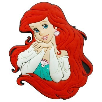 Imãs Disney: Busto Ariel - Imãs do Brasil
