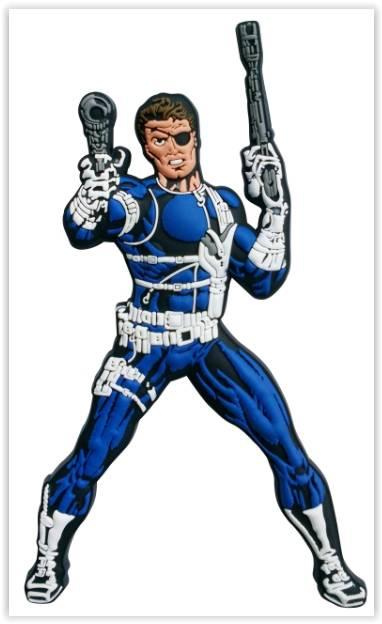Imãs Marvel: Nick Fury - Imãs do Brasil