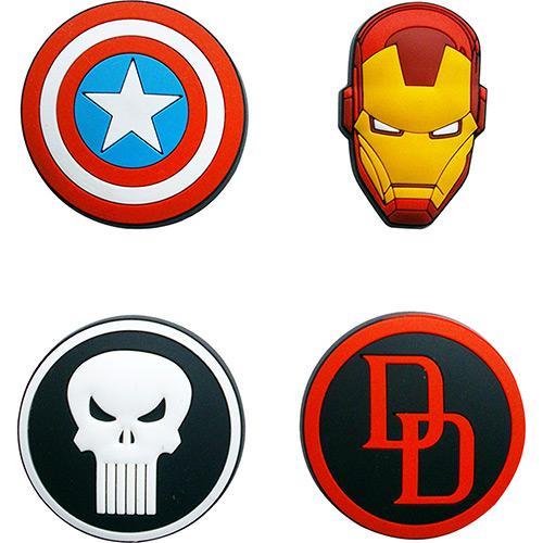 Imãs Marvel: Quarto Heróis 1 - Imãs do Brasil