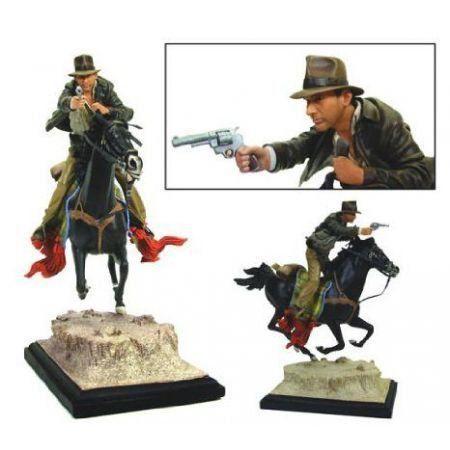 Indiana Jones on Horseback - Gentle Giant Studios