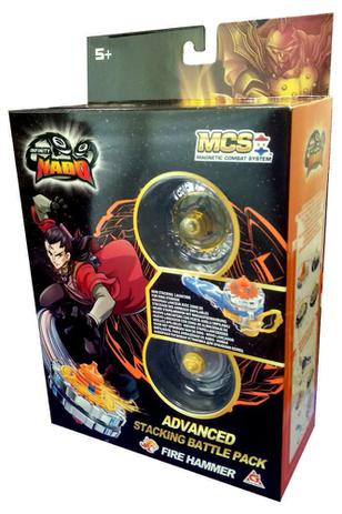 Infinity Nado: Advanced Stacking Battle Pack ''Fire Hammer''