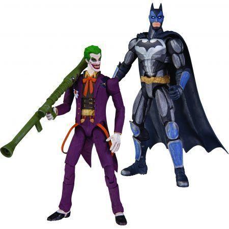 Injustice Batman Vs. Joker (2 pack) - DC Collectibles