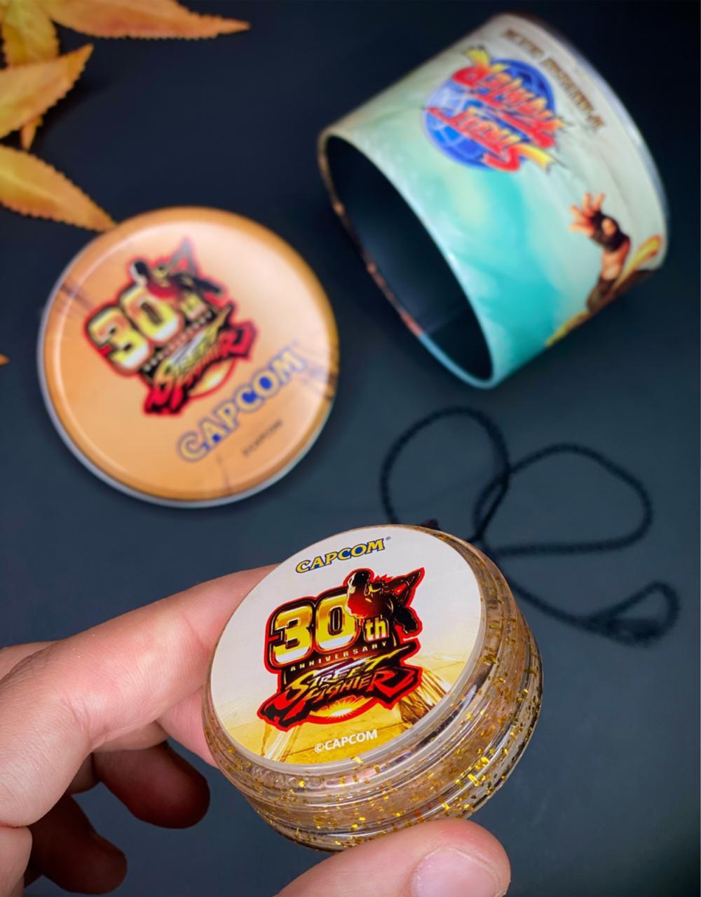 Ioiô Luxo Profissional Street Fighter 30th - Capcom