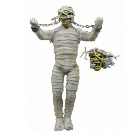 Iron Maiden World Slavery Eddy Mummy Tour 84-85 - Neca