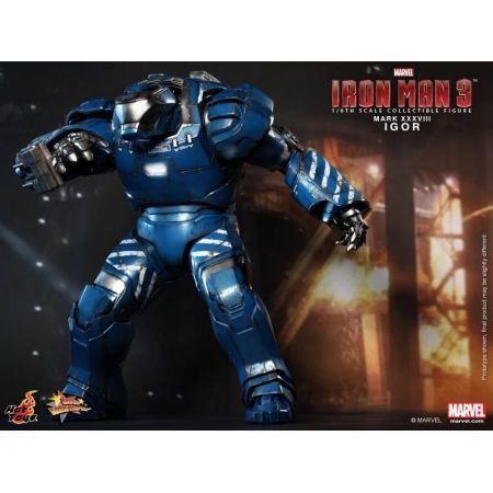 Iron Man 3 Igor Mark XXXVIII 1:6 - Hot Toys