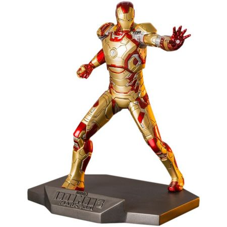 Iron Man 3: Mark XLII Art Scale 1/10 - Iron Studios