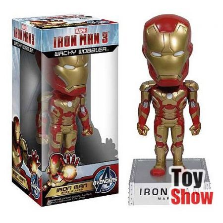 Funko Iron Man 3 Mark XlII Bobble Head - Funko