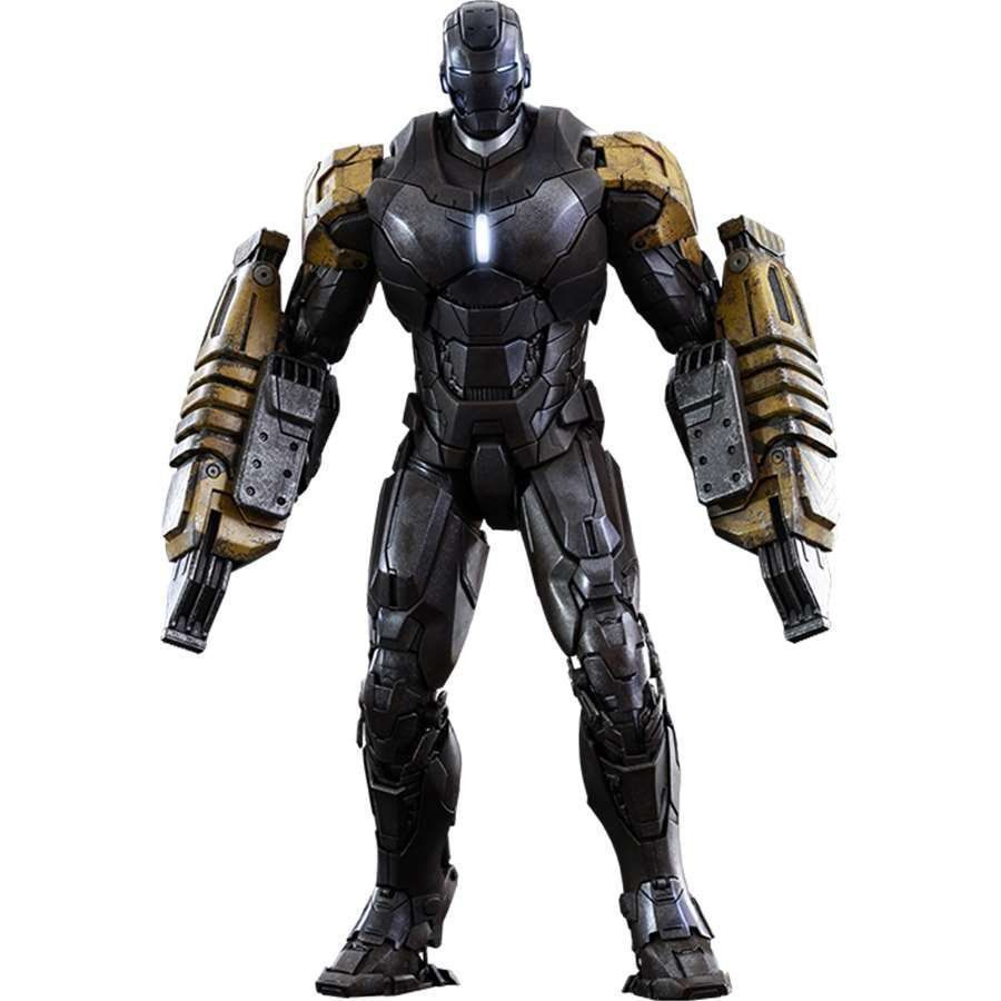 Boneco Iron Man Mark XXV Striker: Homem de Ferro 3 (Iron Man 3) Escala 1/6 (MMS332) - Hot Toys - CD
