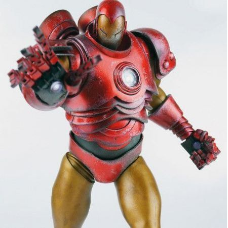 Iron Man Classic Armor 1:6 - ThreeZero
