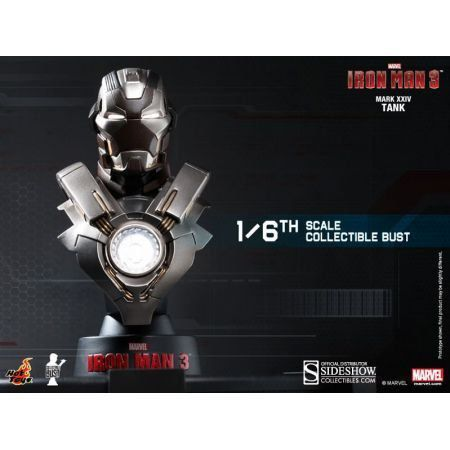 Iron Man Mark 24 Bust - Hot Toys