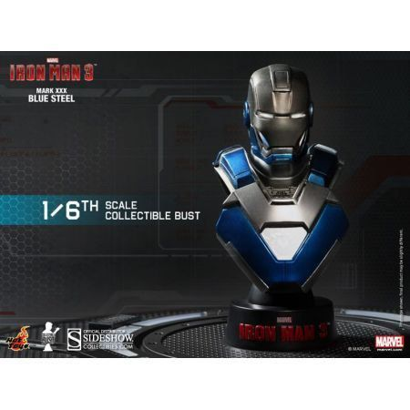Iron Man Mark 30 Bust - Hot Toys