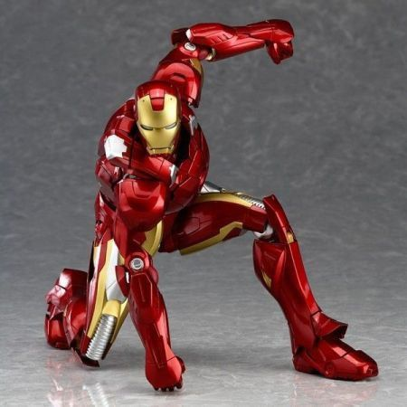 Iron Man Mark VII Figma - Max Factory