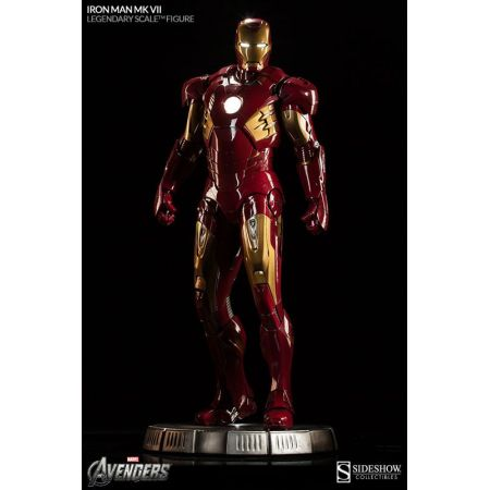 Iron Man Mark VII Legendary Scale Figure - Sideshow