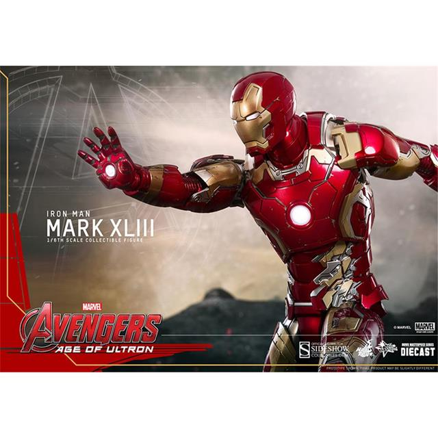 Iron Man Mark XLIII - Avengers Age of Ultron - Hot Toy