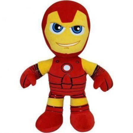 Iron Man Pelucia Grande - Buba