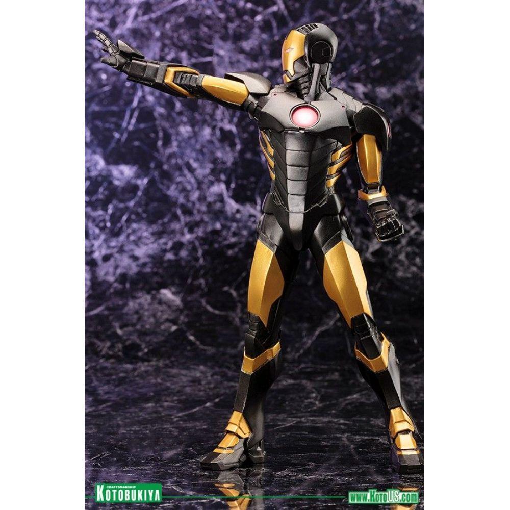 Iron Man Python ArtFX+ Statue - Kotobukiya (Produto Exposto)