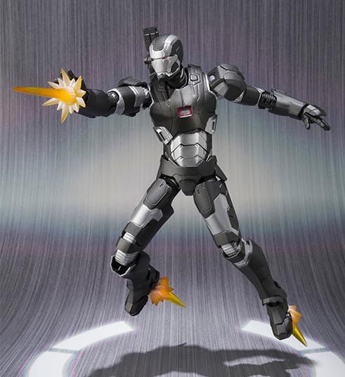 Iron Man War Machine Mark II Age Of Ultron S.H. Figuarts - Bandai