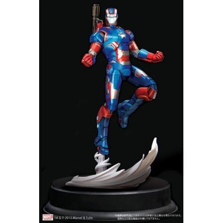 Iron Patriot  1:9 Model Kit Pintado - Dragon