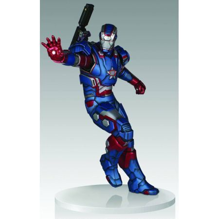 Iron Patriot Iron Man 3 1:4 - Gentle Giant
