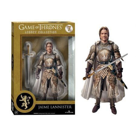 Funko Boneco Jaime Lannister: Game of Thrones Legacy Collection - Funko (Apenas Venda Online)
