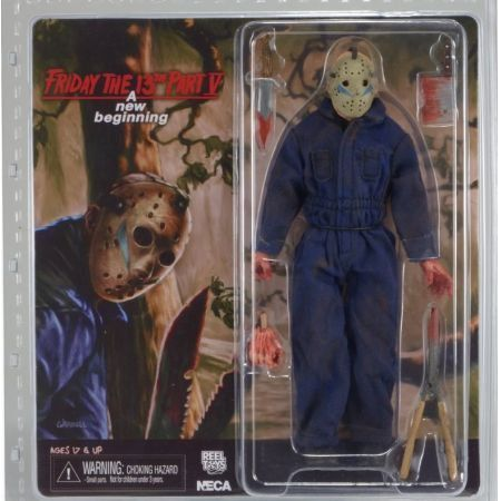Jason Voorhees Friday the 13th A New Beggining - Neca