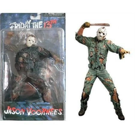Jason Voorhees Friday the 13th - Neca