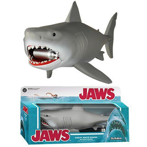 Jaws Great White Shark - ReAction Figures