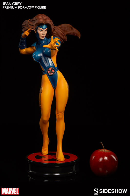 Estátua Jean Grey:  X-Men Marvel Premium Format - Sideshow