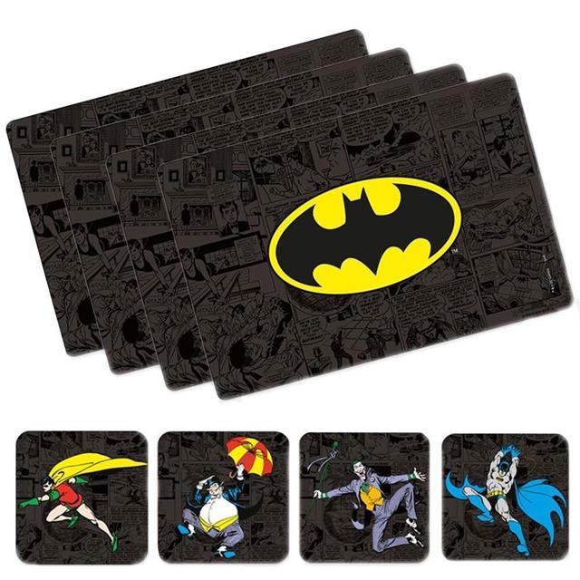 Jogo Americano Batman Enemies - Urban