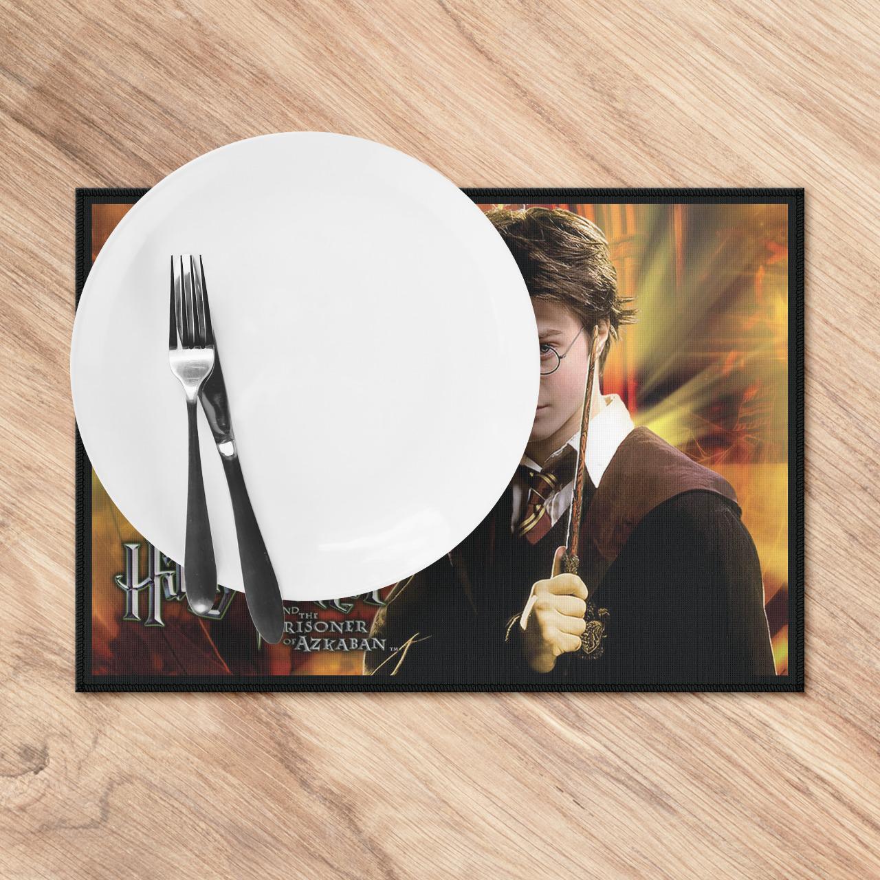 Jogo Americano: Harry Potter - O Prisoneiro de Azkaban (Kit com 02 Unid)