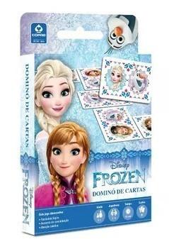 Jogo de Carta Dominó: Frozen - Copag