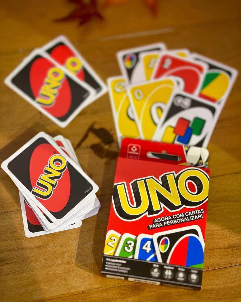 Jogo de Carta UNO - Copag