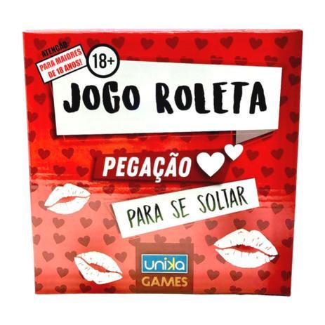 Jogo De Shot Roleta Pegação: Para se Soltar +18 - Unika Games