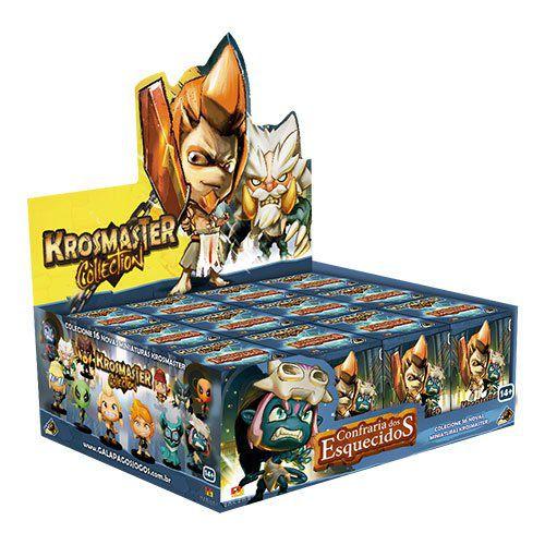 Jogo de Tabuleiro Blind Box Temporada 06: Expansão Krosmaster Arena - Galápagos Jogos - CD
