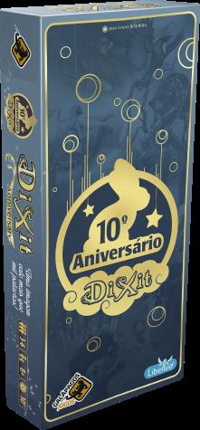 Jogo de Tabuleiro (Board Games) Dixit Anniversary (Expansão Dixit) - Galápagos Jogos